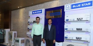 Blue Star launches 75 new air conditioner models to celebrate its 75th Anniversary