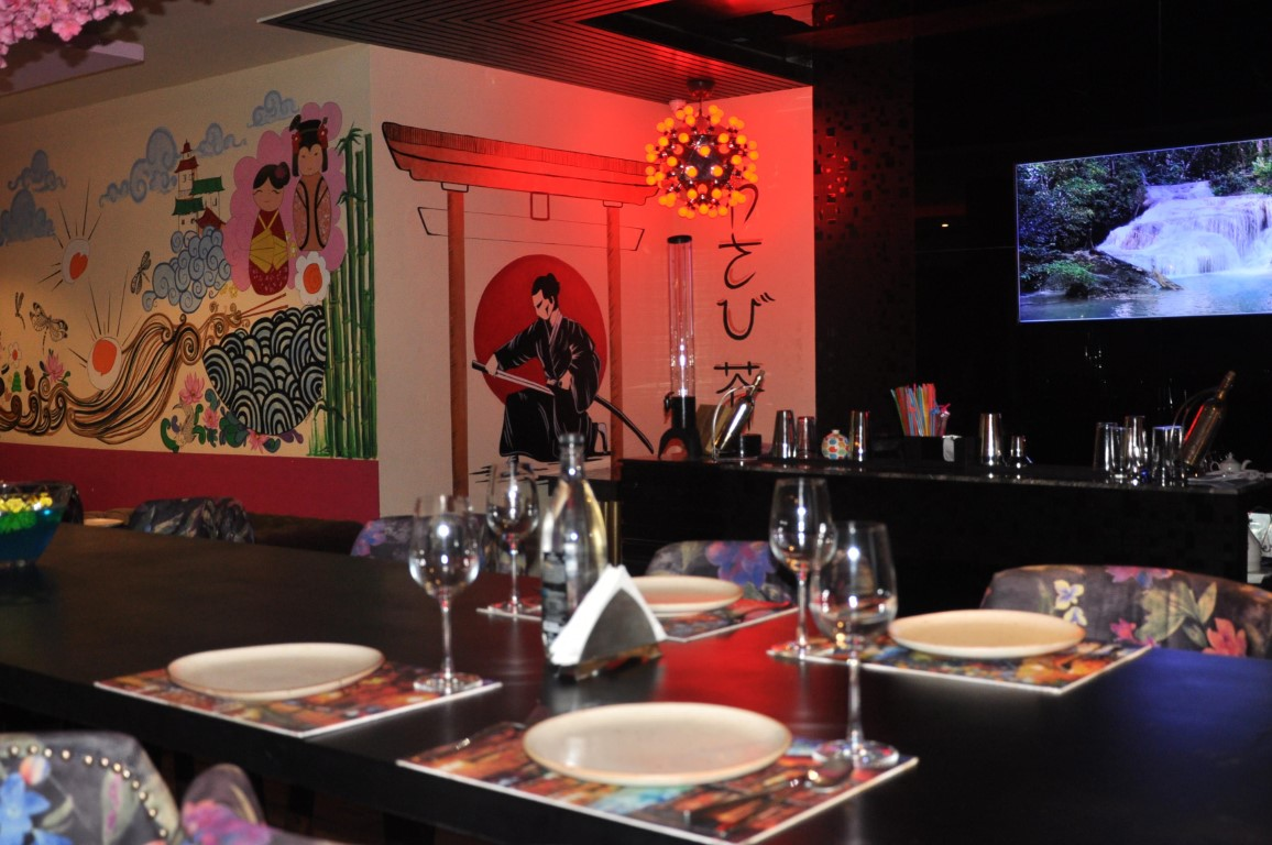 Wasabi unveiled, offers an elaborate menu of authentic Pan Asian Food
