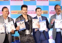 Varun Dhawan launches India's first ever scented vest range from Lux Cozi