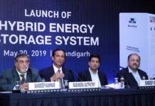 Jakson Launches Lithium Powered Hybrid Energy Storage System