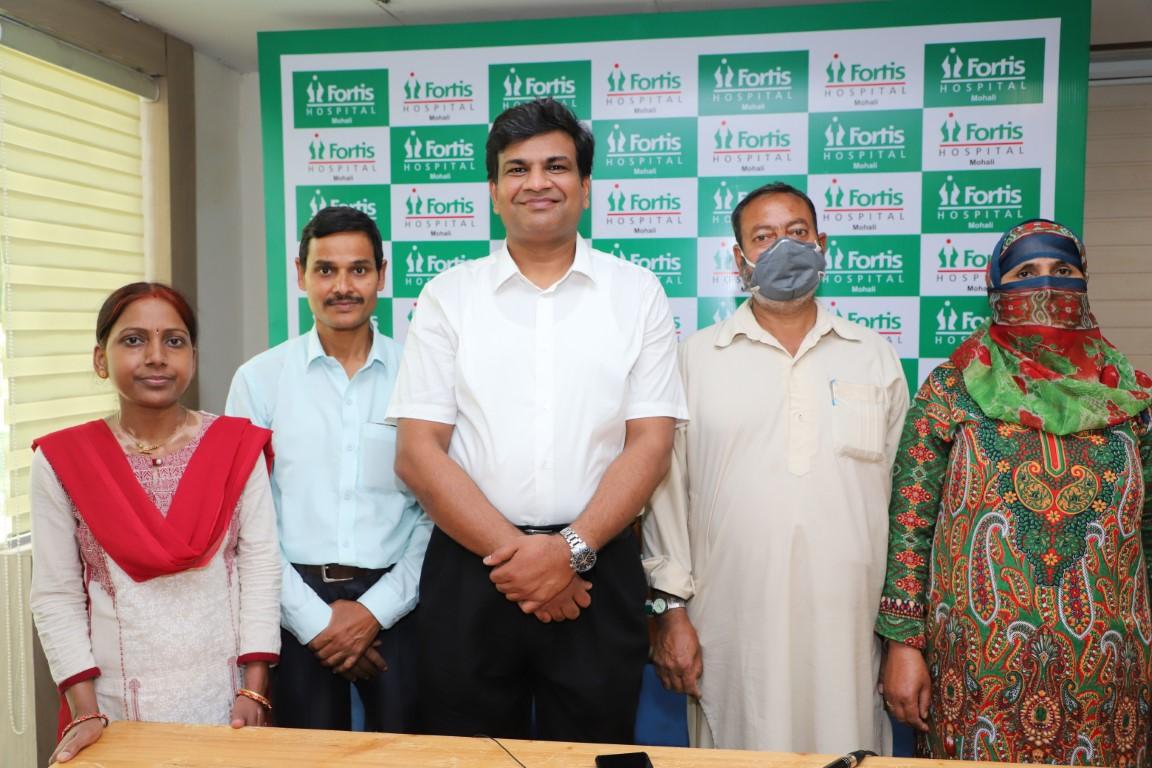 Unique Kidney Swap Transplant saves Hindu woman & Muslim man