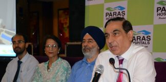 Rotary Club Chandigarh joins hands with Paras Hospitals