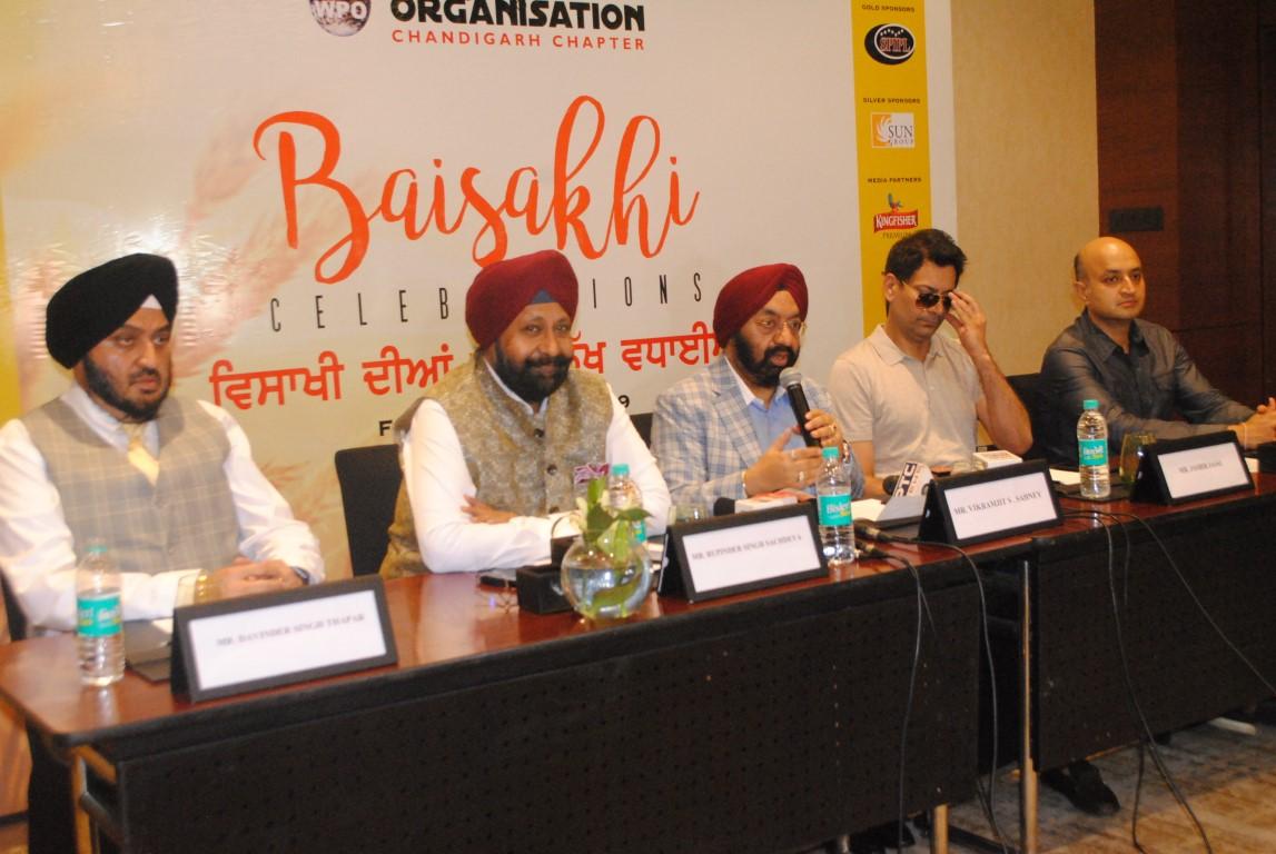 WPO to Celebrating 550th Birth Anniversary of Guru Nanak Dev Ji World Wide