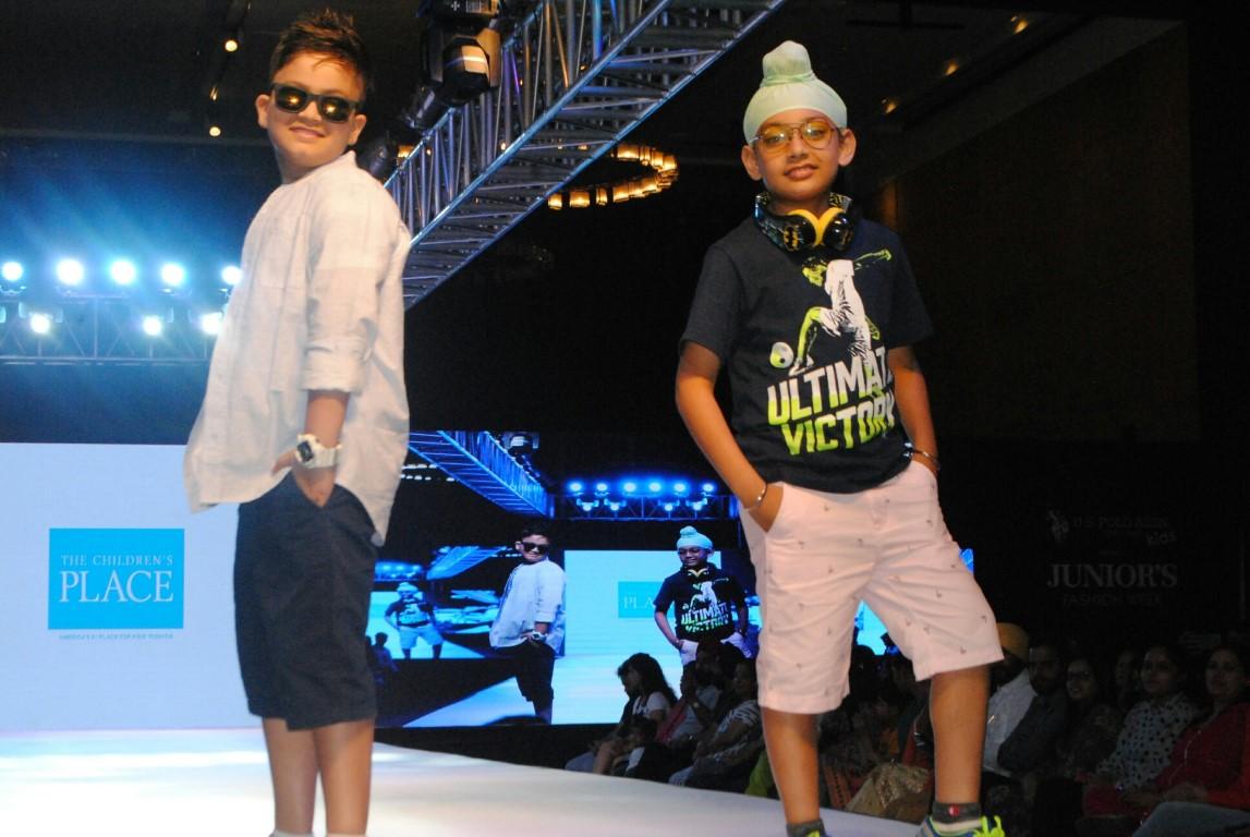 Chandigarh Junior's Fashion Week showcases fresh Spring Summer '19 trends