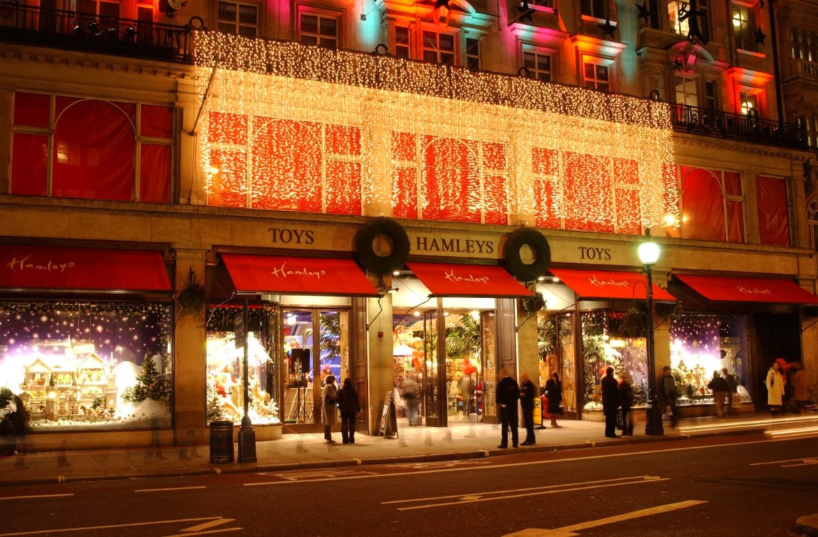 Reliance Brands marks its International Foray with Acquisition of Hamleys