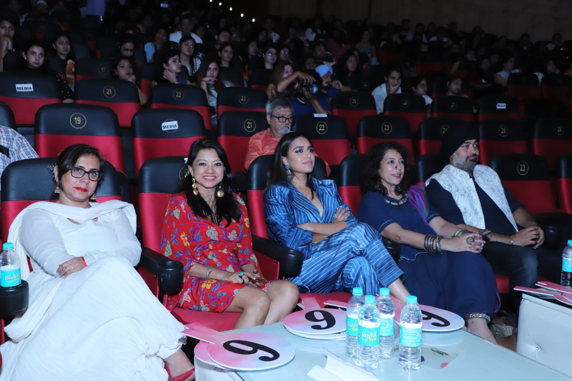 INIFD Students Participate in Regional Selection for Lakme Fashion Week
