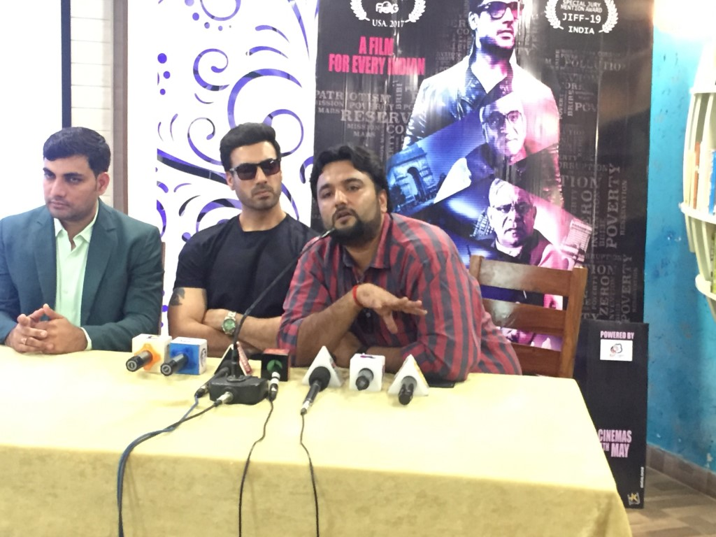 Yeh Hai India - A film demanding another partition in cinema 24 May