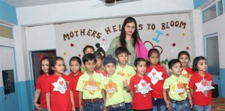 Joyland Montessori Celebrated Motherhood