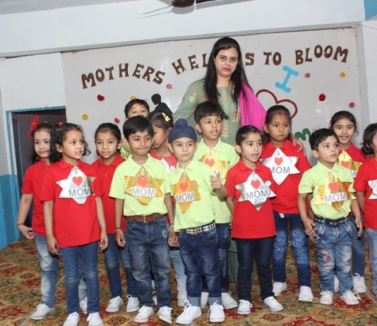 Joyland Montessori Celebrated Motherhood