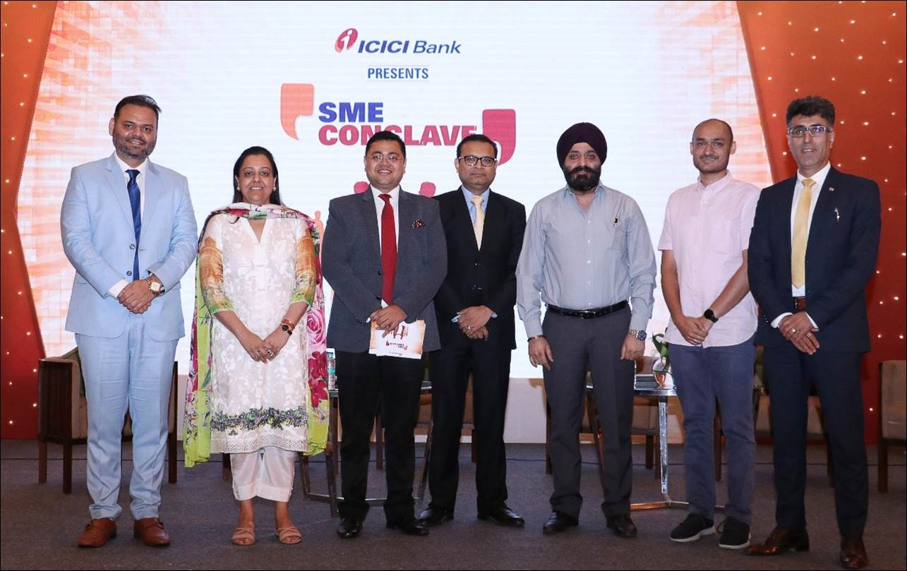 Promoters and CFOs of over 200 MSMEs participated in the conclave