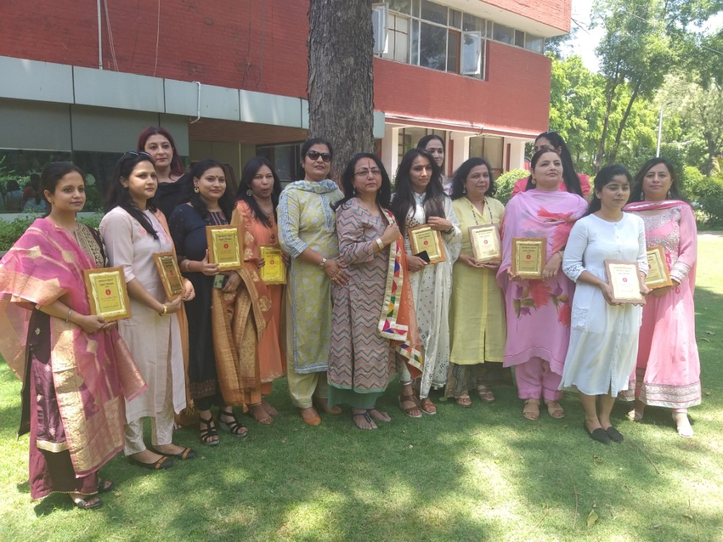 NGO 'Nanhe Kadam' Celebrated its 9th Anniversary