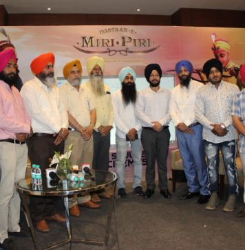 Music of upcoming 3d animated movie 'Dastaan –E-Miri Piri' launched