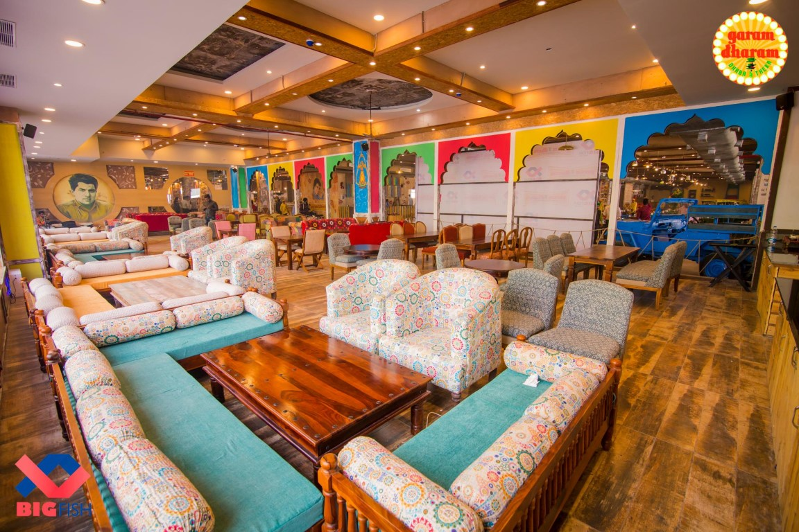 Summer menu at Garam Dharam is all set for food lovers