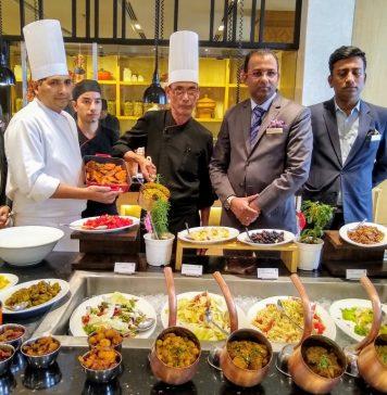 Fairfield Marriott presents the real taste of Himachal 'Himachali Food Festival'