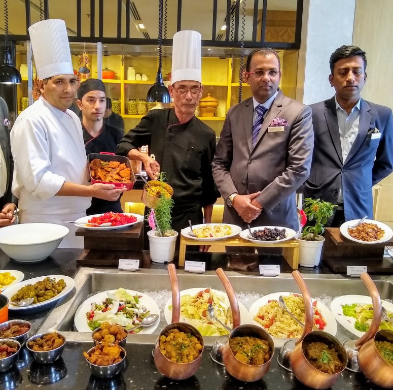 Fairfield Marriott presents the real taste of Himachal 'Himachali Food Festival'