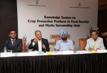 Agriculture and Medical Experts trash rumors on pesticides