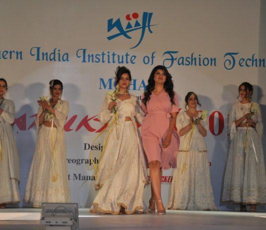 22ndAnukama Fashion Show of NIIFT Mohali held