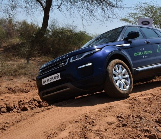 Discovery Sports and Range Rover Evoque All Set to Amaze Chandigarh