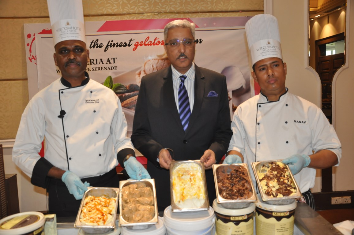 'Festival of Gelatos' starts at WelcomHotel Bella Vista