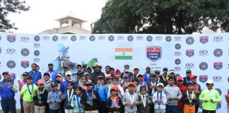 5 golfers selected at Chandigarh will participate in Europe events: India's growing strength in junior golf has been amplified with the qualification of as many as 32 players in various age-group competitions under the global banner of the US Kids Golf.