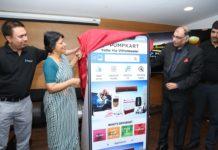 Pumpkart's app unveiled by Punjab IAS officer - Vini Mahajan