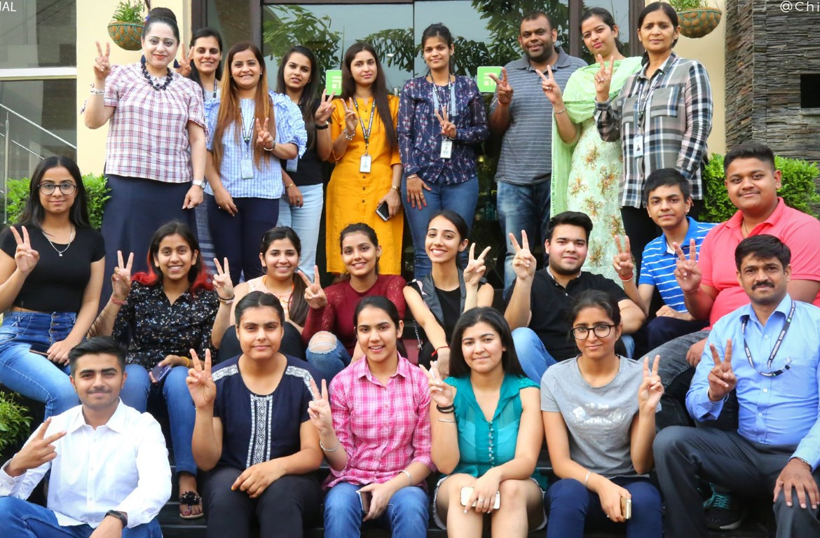 Chitkara International Schools' all-rounders excelled in CBSE 12th Board Examinations