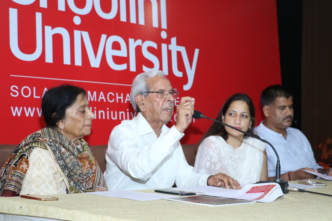 Shoolini University reaches out for global standards in research