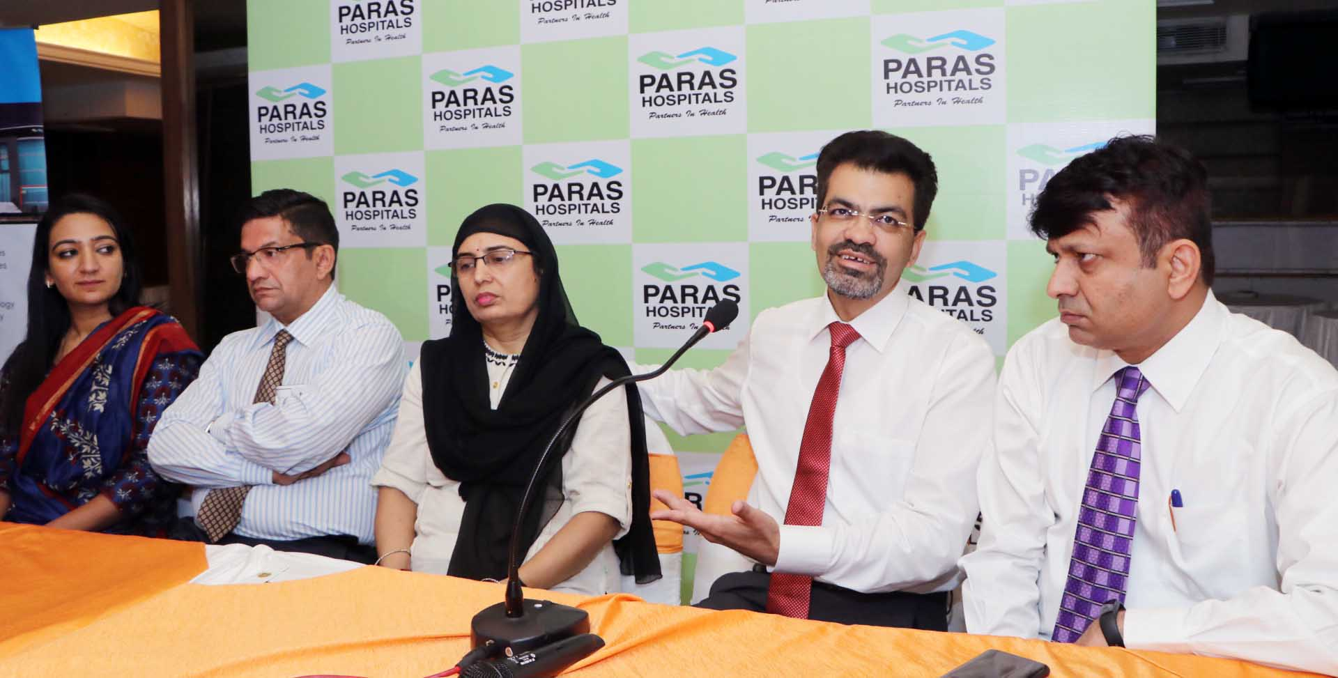 Paras Super Speciality Hospital to create Awareness on Brain Tumors