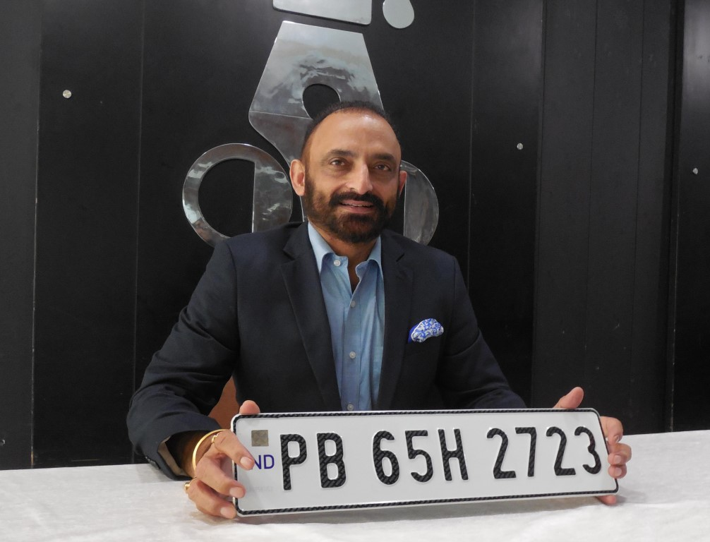 NGO-RAAHAT urges Punjab Govt. to expedite fixing of high-security number plates