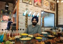 South African's global food chain - Barcelos enters Chandigarh