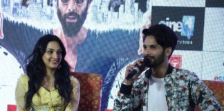 The beautiful couple of Shahid-Kiara came to cheer the fans in Chandigarh