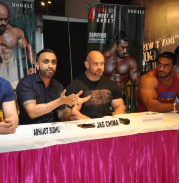 International fame bodybuilders conduct training sessions at Kris Gethin Gyms