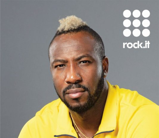 Monte Carlo signed Andre Russell as their Brand Ambassador for its sportswear brand