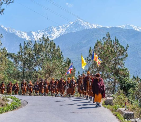 Peace Walk in the Himalayas to strengthen Indo-Thai ties
