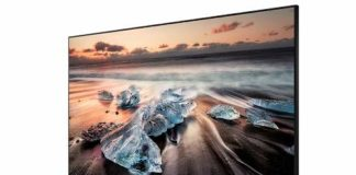 Samsung Sees Sales of Large Screen QLED 8K , QLED and UHD TVs