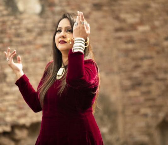 Kiran Kaur sings reprised version of the famous Pakistani song 'Dil Jani'
