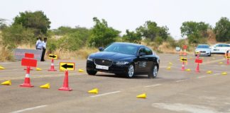 Jaguar XE all set to enthrall Chandigarh with its Agile Appeal