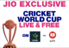 Jio becomes the most loved destination for Cricket