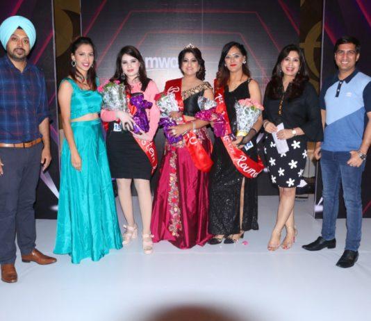 Amway presents 'Attitude Fashion Fiesta' fashion show in Ludhiana