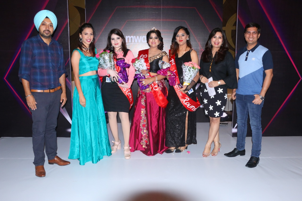 Amway presents 'Attitude Fashion Fiesta' fashion show in Ludhiana