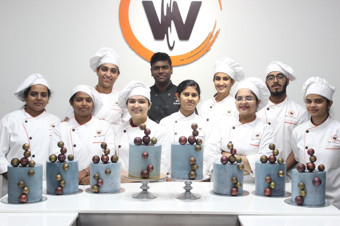 Whitecaps International announces their 4th batch of Cake excellence program