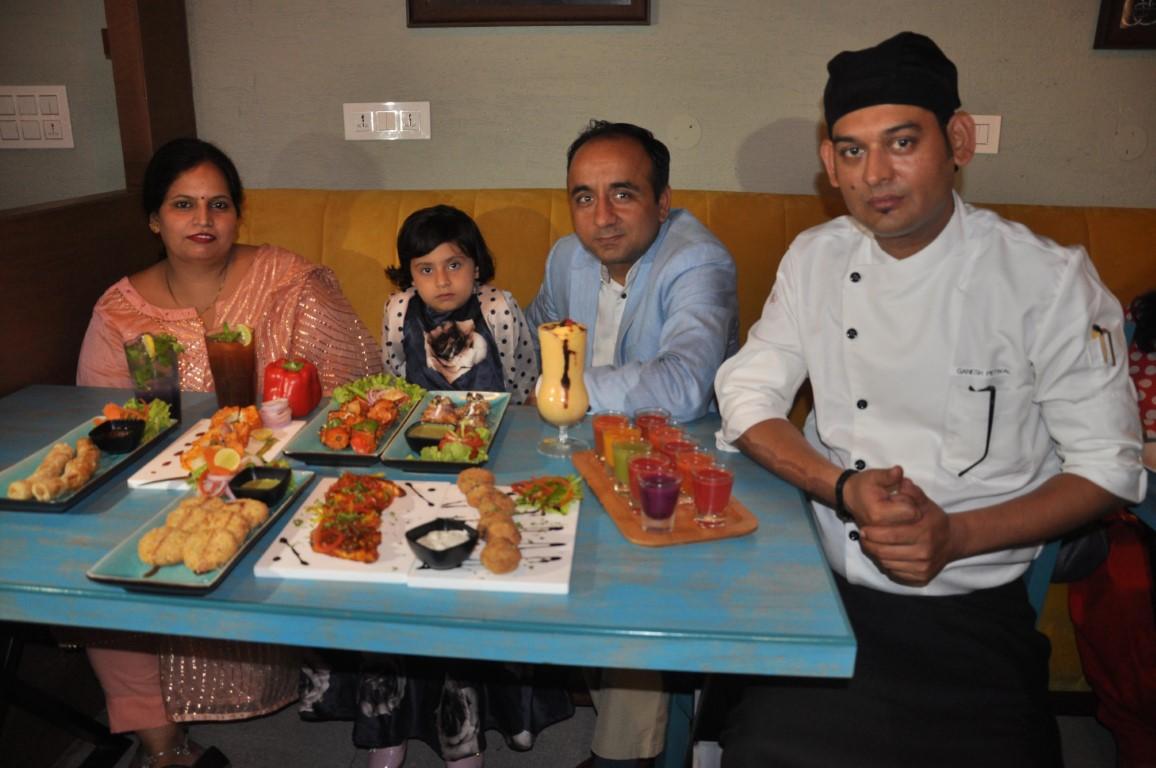 Region's first true multi-cuisine veg restaurant 'Nineteenth May'
