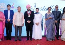 First Installation ceremony of Rotary Club Zirakpur held