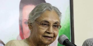 Former Delhi CM Sheila Dikshit Passes Away at 81