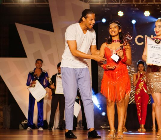 Chandigarh girl shines in 'Asian Dance Championship'
