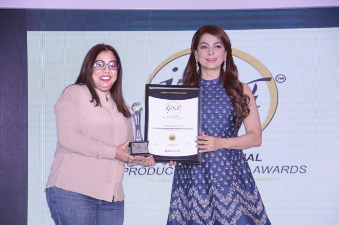 Tricity matrimonial service bags award at national level