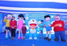 'Me Time with Doraemon' kicks off at VR Punjab