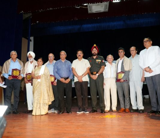 DAV College & 13th JAK RIF (Kargil) celebrated Kargil Vijay Diwas