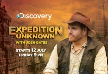 The extraordinary story of Dwarka on Discovery Channel