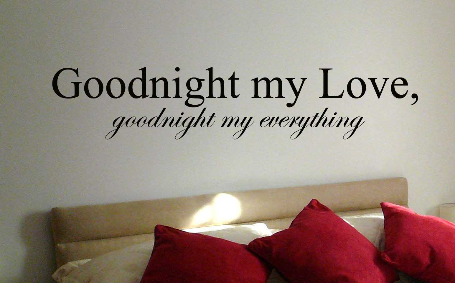 Good Night Quotes Pictures
